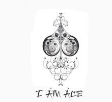 I am ace Kids Tee