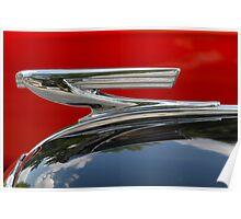 1937 Chevrolet Poster