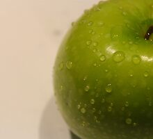 Green Apple by co0kiem0nster
