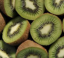 Kiwi Fruit by Pete  Burton