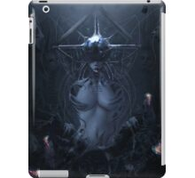Queen with broken crown iPad Case/Skin