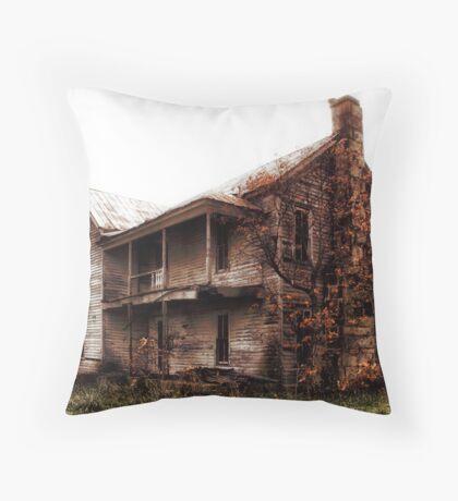 Farmhouse #1 Throw Pillow
