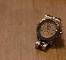 Breitling Watch #2 by Sam Denning