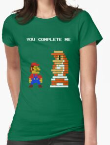 You complete me 8-bit mario T-Shirt