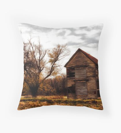 Cane Hill Throw Pillow