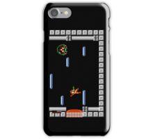 Metroid Man iPhone Case/Skin