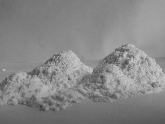 serenity of white by Rishi Kant Joshi