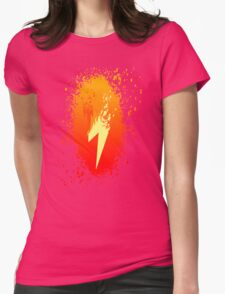 Spitefire's Cutie Mark Spray Paint Womens Fitted T-Shirt