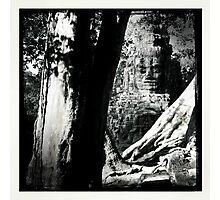 Cambodian Ruins Photographic Print