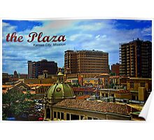 Country Club Plaza Shopping District - Kansas City, Missouri Poster
