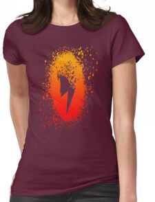 Spitfire's Cutie Mark Womens Fitted T-Shirt