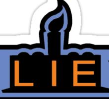 beLIEve  -  STICKER Sticker