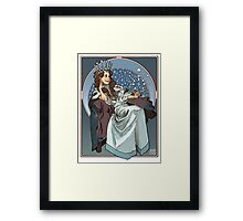 Queen of the Stars Framed Print