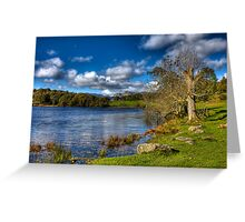 Loughrigg Tarn Greeting Card
