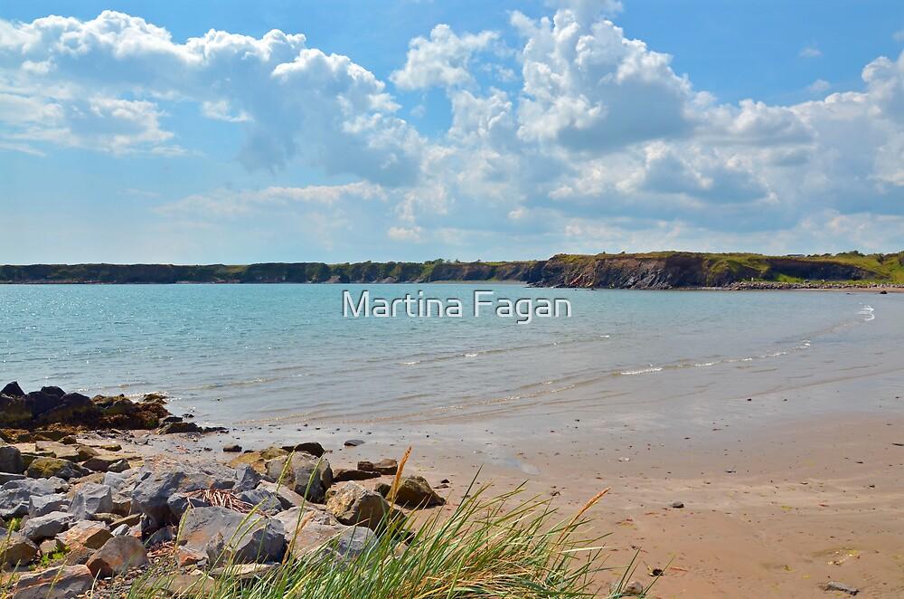 At the Beach by Martina Fagan