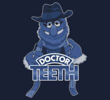 'Doctor Teeth' (The Muppets / Doctor Who - VERSION #1) T-Shirt