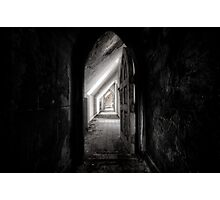 Dark Passage Photographic Print