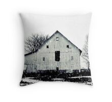 """""""Nowhere"""" by Kassi's Designs Throw Pillow"""