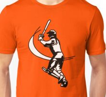 the batsman Unisex T-Shirt