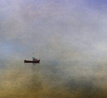 At Anchor by Nigel Bangert