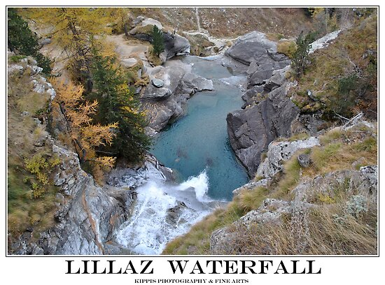 lillaz waterfall by kippis