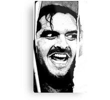 Here 's Johnny ! Metal Print