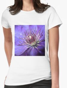 Clematis Flower T-Shirt