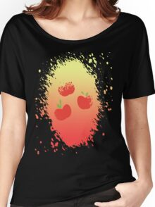 Applejack's Cutie Mark Women's Relaxed Fit T-Shirt