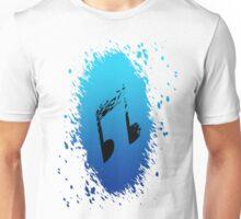 Vinyl Scratch's (DJ-Pon3) Cutie Mark Unisex T-Shirt