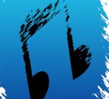 Vinyl Scratch's (DJ-Pon3) Cutie Mark Sticker