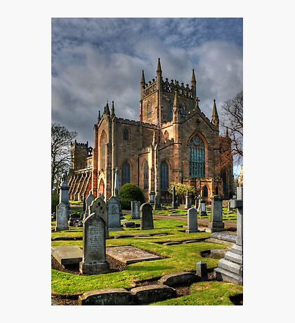 New Abbey Church Photographic Print