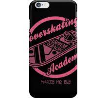 HOVERSKATING ACADEMY iPhone Case/Skin
