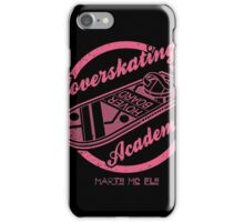 HOVERSKATING ACADEMY iPhone Case/Skin