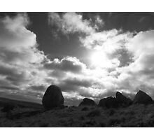 Granite Peak Photographic Print