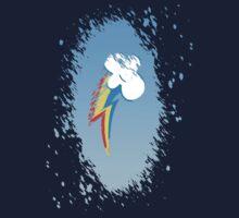 Rainbow Dash's Cutie Mark by Nightmarespoon