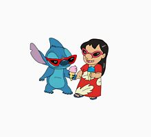 Funny Lilo and Stitch Unisex T-Shirt