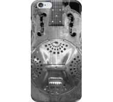 Rusty Resonator iPhone Case/Skin