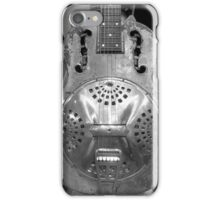 Rusty Resonator iPhone Case/Skin