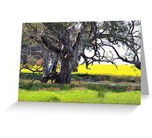Thats Farming in Oz Greeting Card
