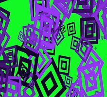 Square Frenzy by efducttape9