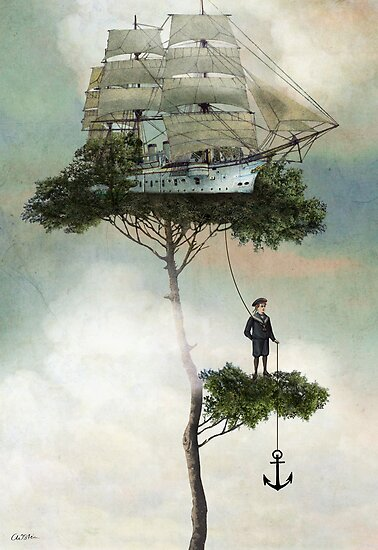 Stranded by Catrin Welz-Stein