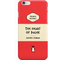 Heart of Dalek iPhone Case/Skin