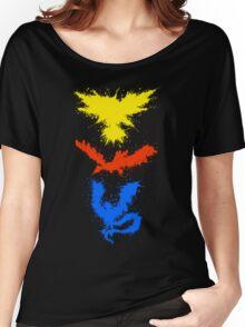 Legendary Bird Splatter Women's Relaxed Fit T-Shirt