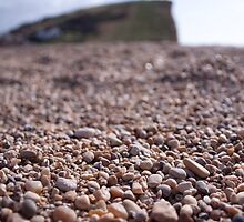 Lyme Regis Gravel by Adam Dorman