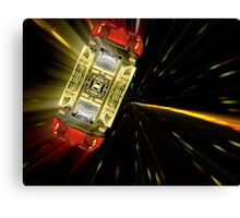 Telstra Time Machine Canvas Print