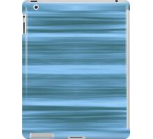 Abstraction Serenity in Ocean iPad Case/Skin