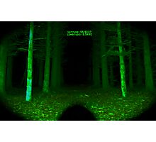 Night Vision Photographic Print