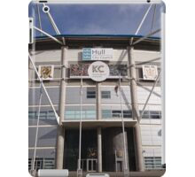 KC Stadium iPad Case/Skin
