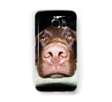 So very very bored! Samsung Galaxy Case/Skin