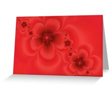 Remembrance Fractal Greeting Card